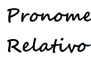 pronome relativo