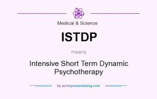ISTDP significato - Intensive Short Term Dynamic Psychotherapy